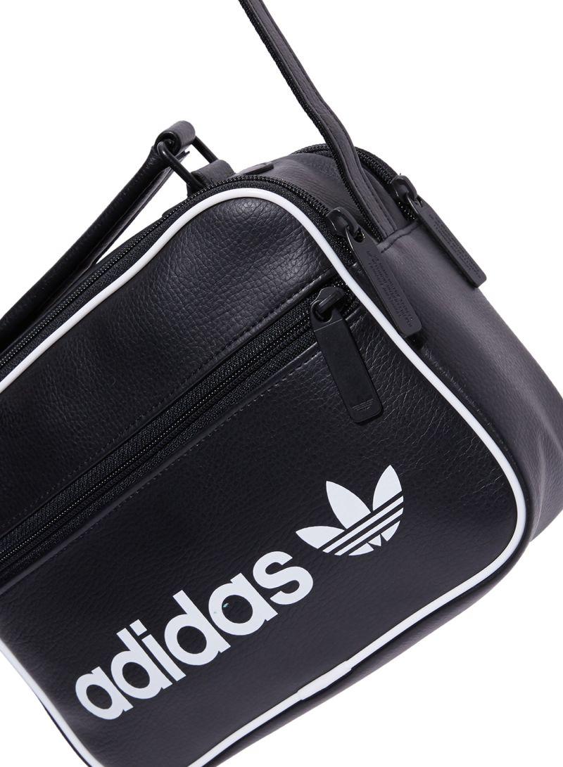 Shop adidas Originals Mini Airliner Vintage Shoulder Bag
