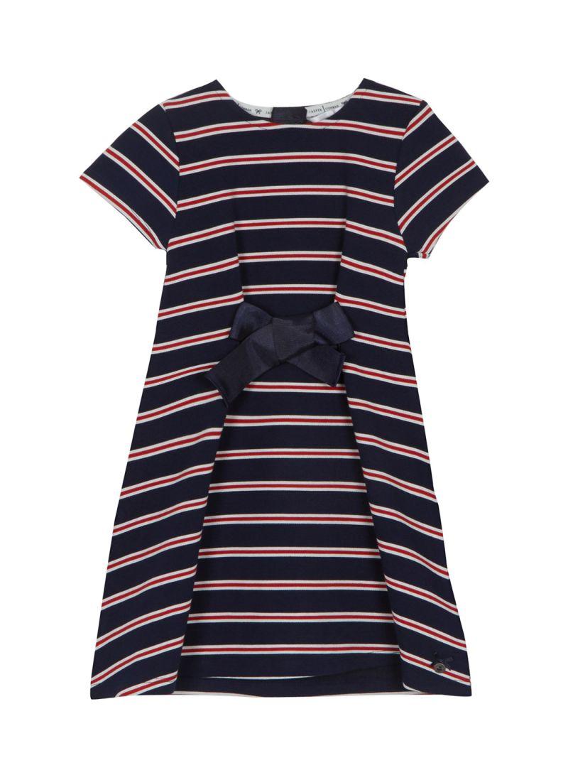 31e3eaecb990 Shop Debenhams J By Jasper Conran Striped Dress Navy/Red online in Dubai,  Abu Dhabi and all UAE