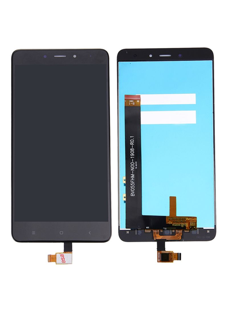 Full Assembly LCD Screen And Digitizer For Xiaomi Redmi Note 4/Note 4X Prime Black