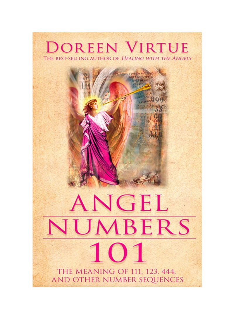 Shop Angel Numbers 101 Paperback online in Dubai, Abu Dhabi