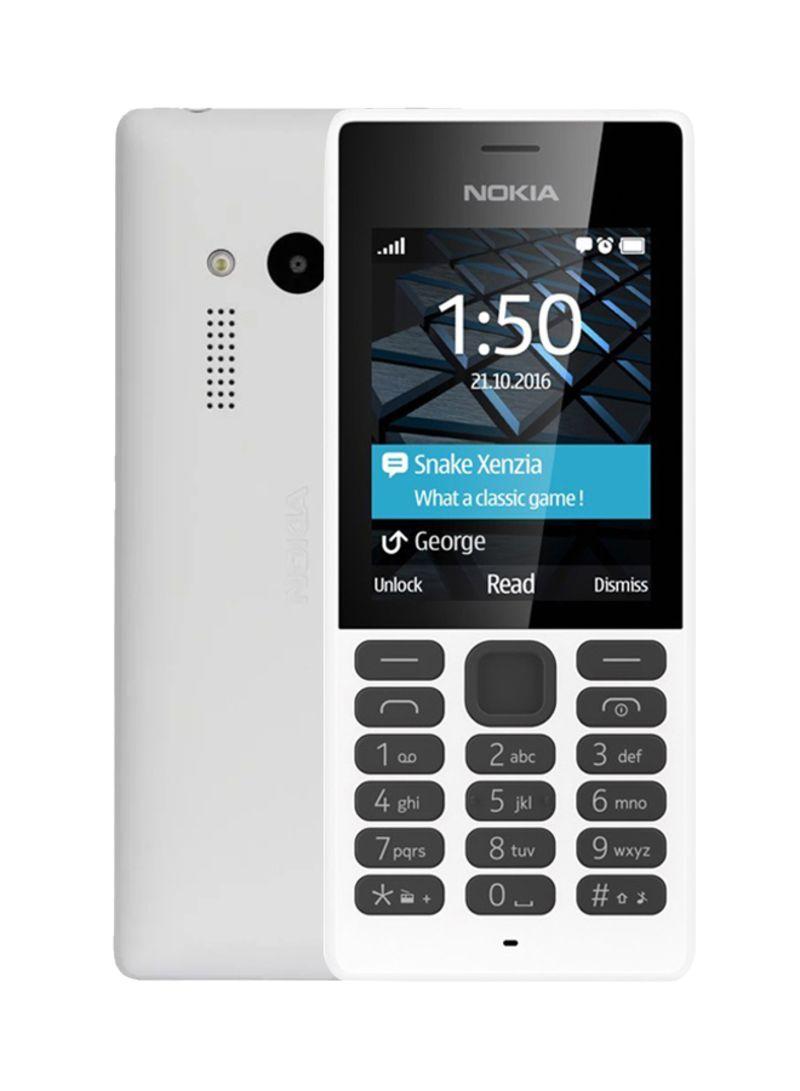 2051d Dual Sim White 8gb 2g Mobile Phones Alcatel 150
