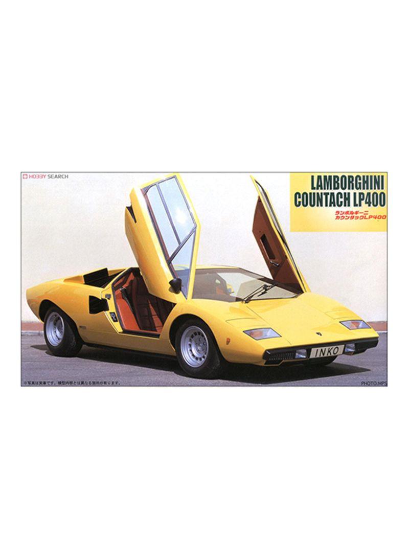 Shop Fujimi Lamborghini Countach Lp400 Model Kit Online In Dubai