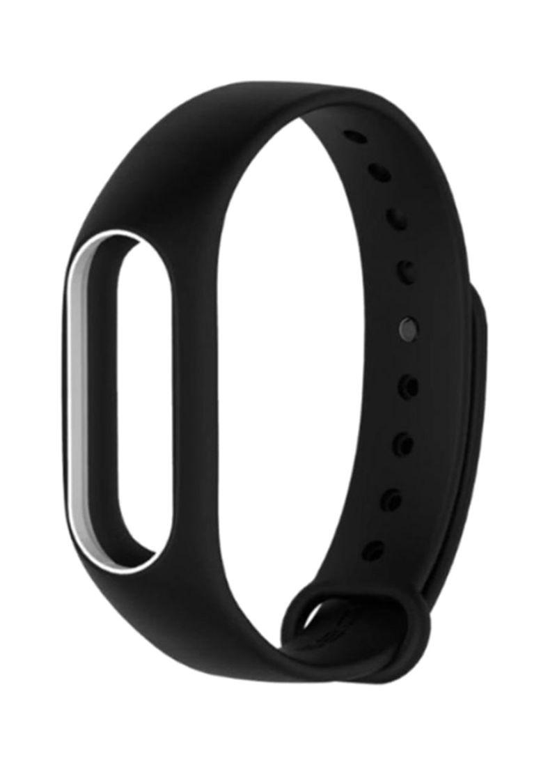 Silicone For Xiaomi Mi Band 2 Black Shop Online On Noon Riyadh Otheroffersimg V1535119734 N16611280a 1 Unbranded