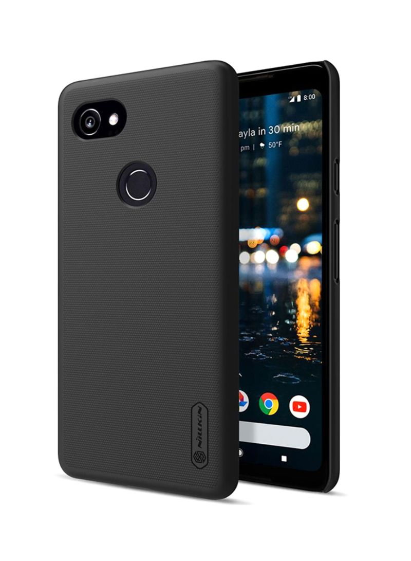 premium selection 70bc6 f1281 Shop Nillkin Protective Case Cover For Google Pixel 2 XL Black online in  Dubai, Abu Dhabi and all UAE
