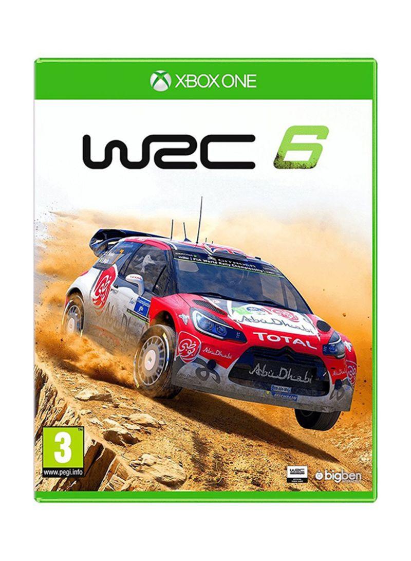Shop Big Ben WRC 6 - Xbox One online in Dubai, Abu Dhabi and all UAE