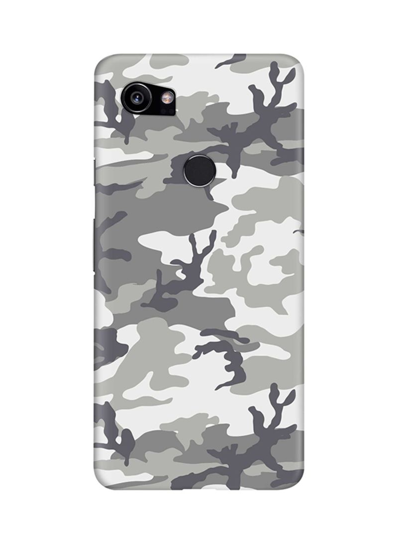 reputable site 5bb72 814a9 Shop Stylizedd Protective Case Cover For Google Pixel 2 XL Artic Camo  online in Riyadh, Jeddah and all KSA