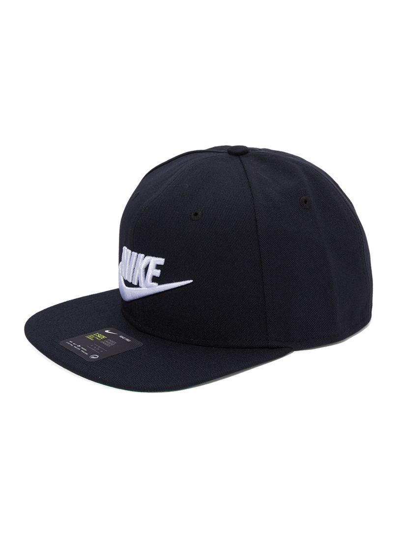 8722fe36a Shop Nike U Nsw Futura Pro Cap Black online in Dubai, Abu Dhabi and ...