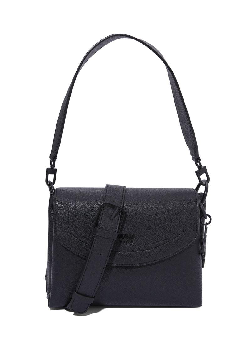 5b98e4c777 Shop GUESS Digital Shoulder Bag Black online in Dubai