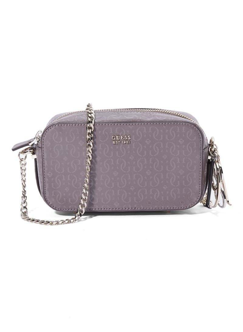 Shop GUESS Tamra Crossbody Bag Light Purple online in Riyadh 6ac4d4a6c4396