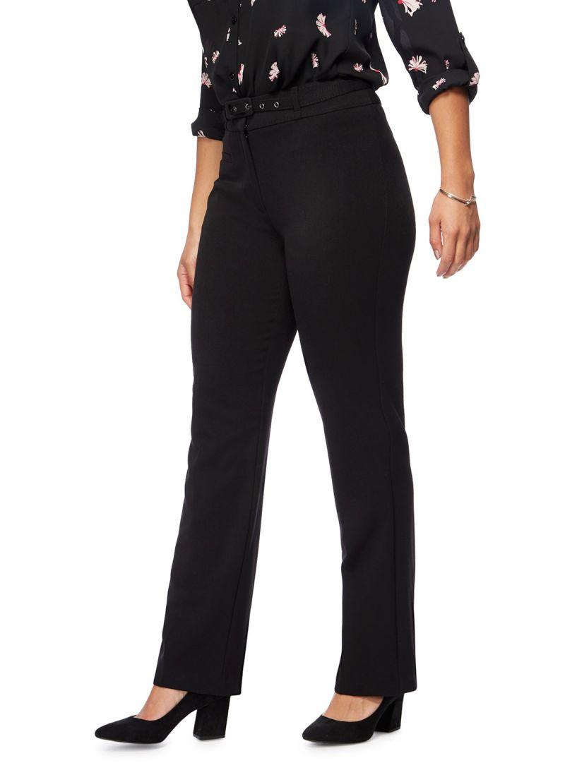 9646e51a17cba Shop Debenhams The Collection Straight Leg Petite Suit Trousers ...