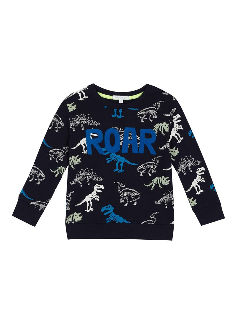 Bluezoo /'Boys/' Navy Sweater