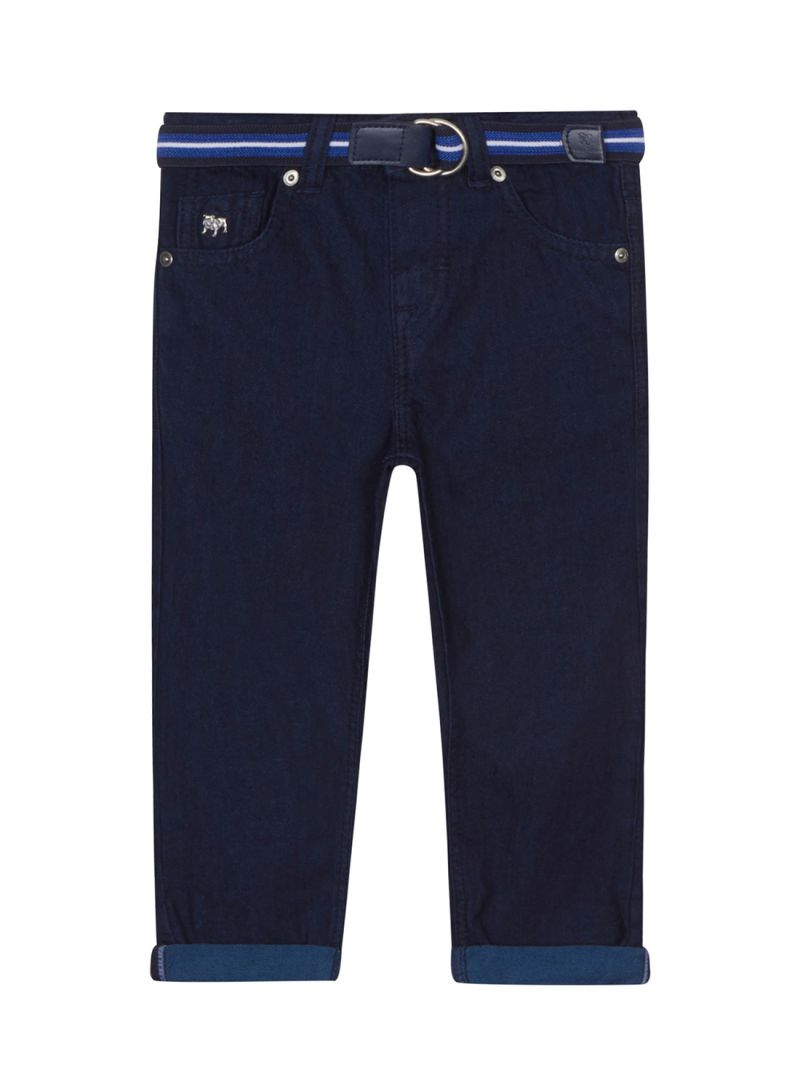 ba1ec3df05 Shop Debenhams J By Jasper Conran Slim Fit Jeans Blue online in ...