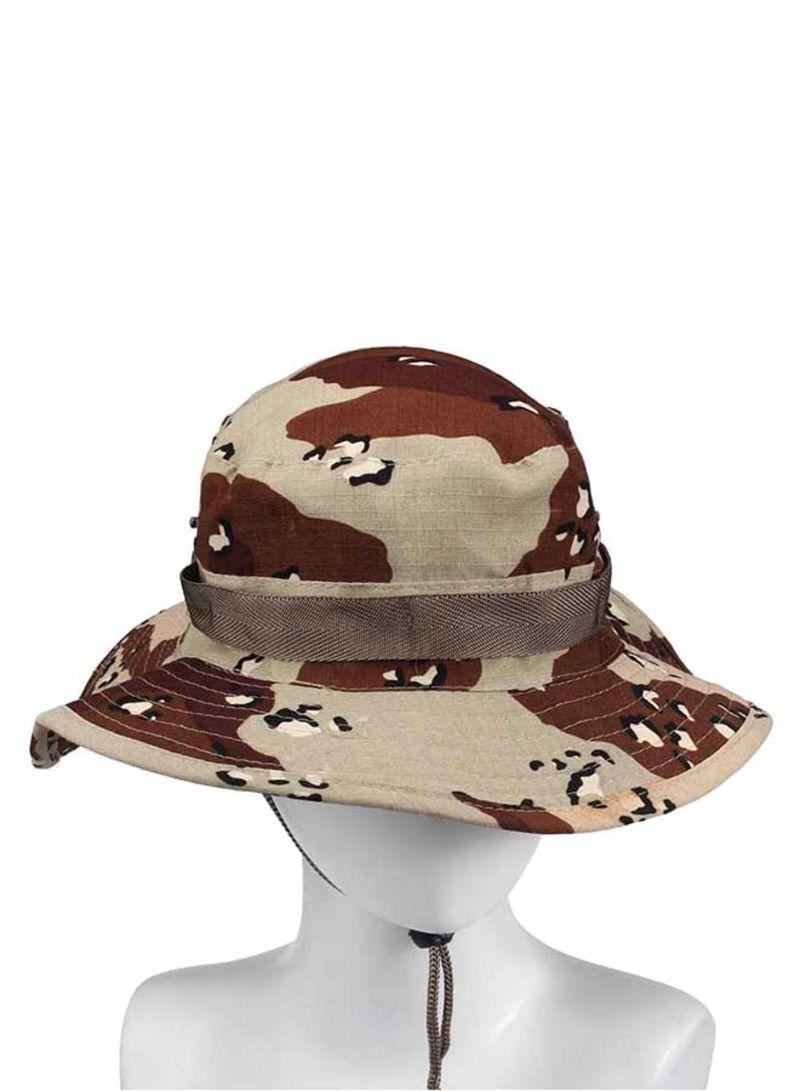 Shop Unbranded Outdoor Fishing Bucket Hat HL005 Khaki Beige online ... 2b063fac6874