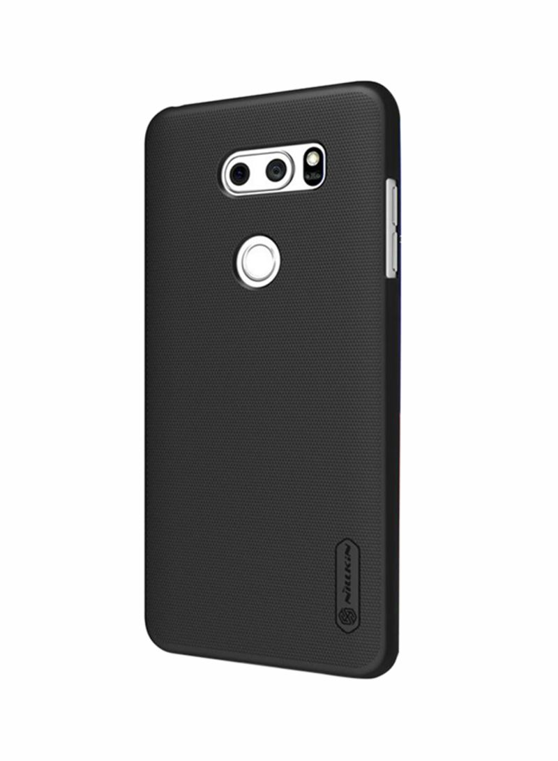 otherOffersImg_v1535528647/N15710418A_1. Nillkin. Super Frosted Shield Case Cover With Screen Protection Film For LG V30 Black