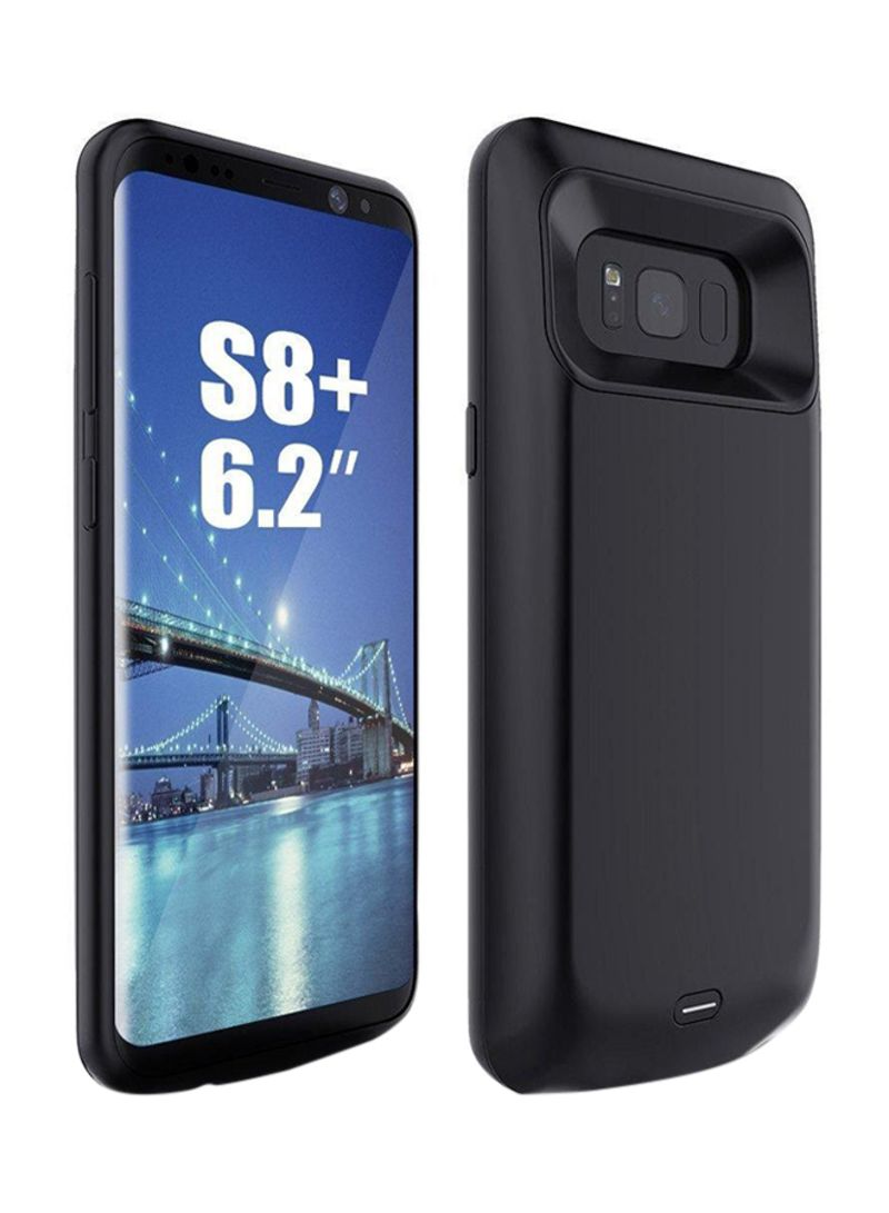 more photos 734dc f3895 Shop ZHUSE Battery Case Cover For Samsung Galaxy S8+ 5500 mAh Black online  in Dubai, Abu Dhabi and all UAE
