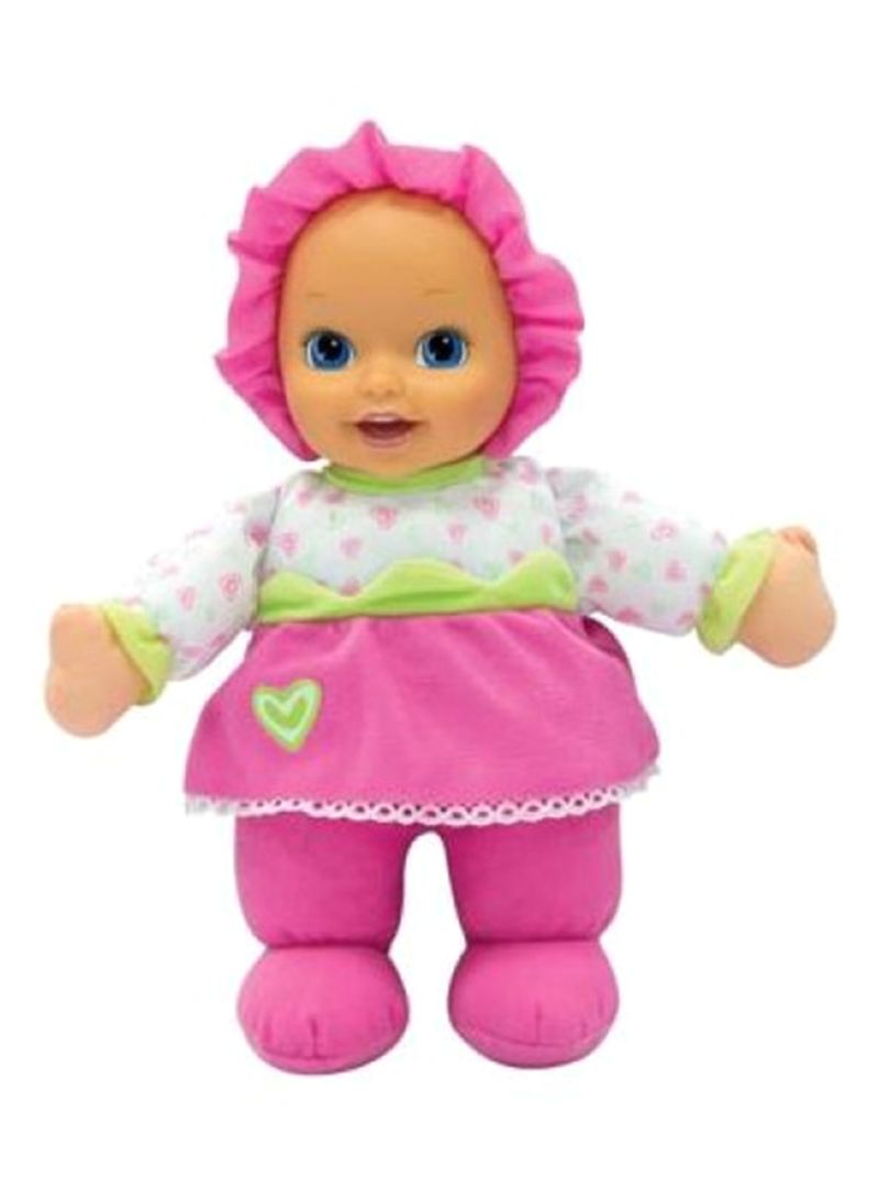 Shop New Boy Baby Habibi Active Kisses Doll Online In Riyadh
