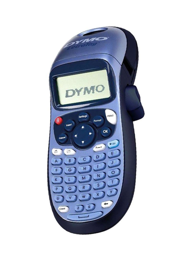 Shop Dymo LetraTag Laser Label Maker Blue online in Dubai, Abu Dhabi and  all UAE