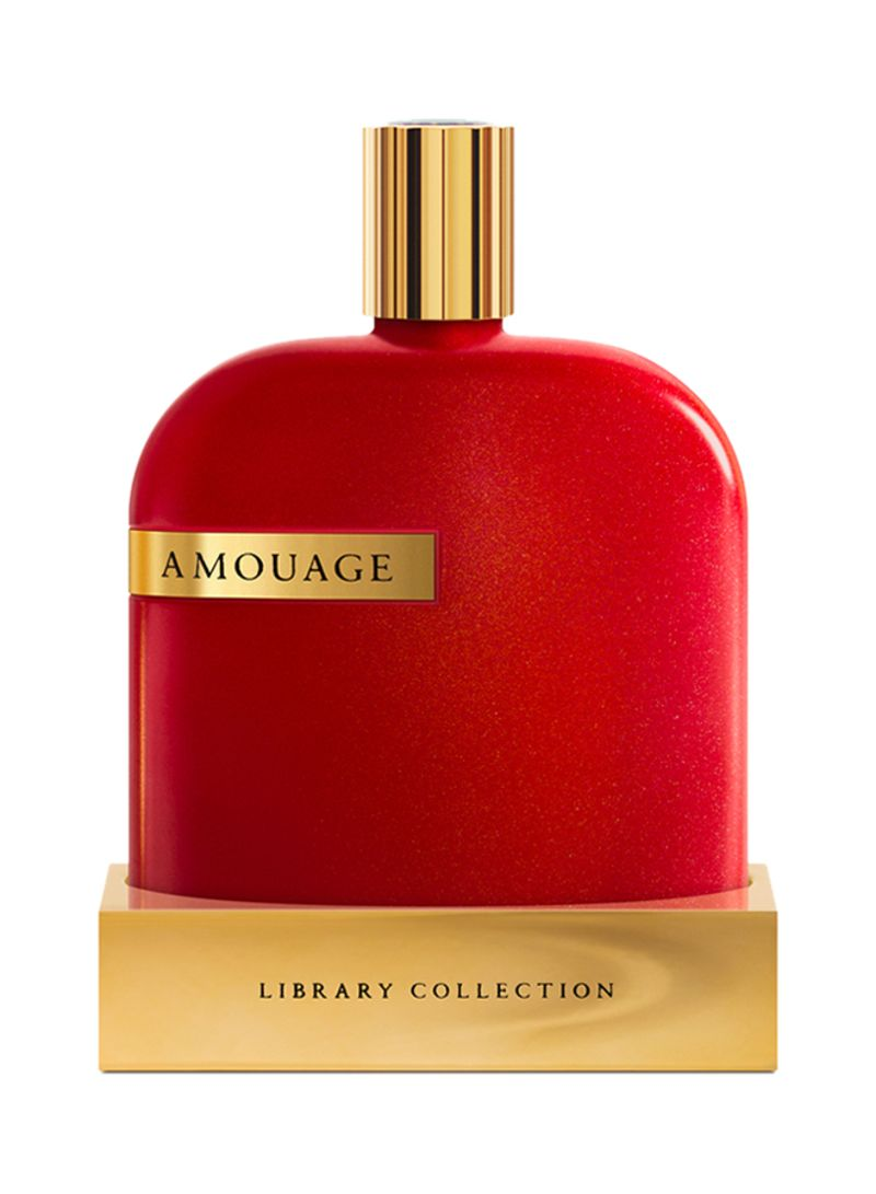 534c0429f Shop AMOUAGE Opus IX Library Collection EDP 100 ml online in Dubai ...