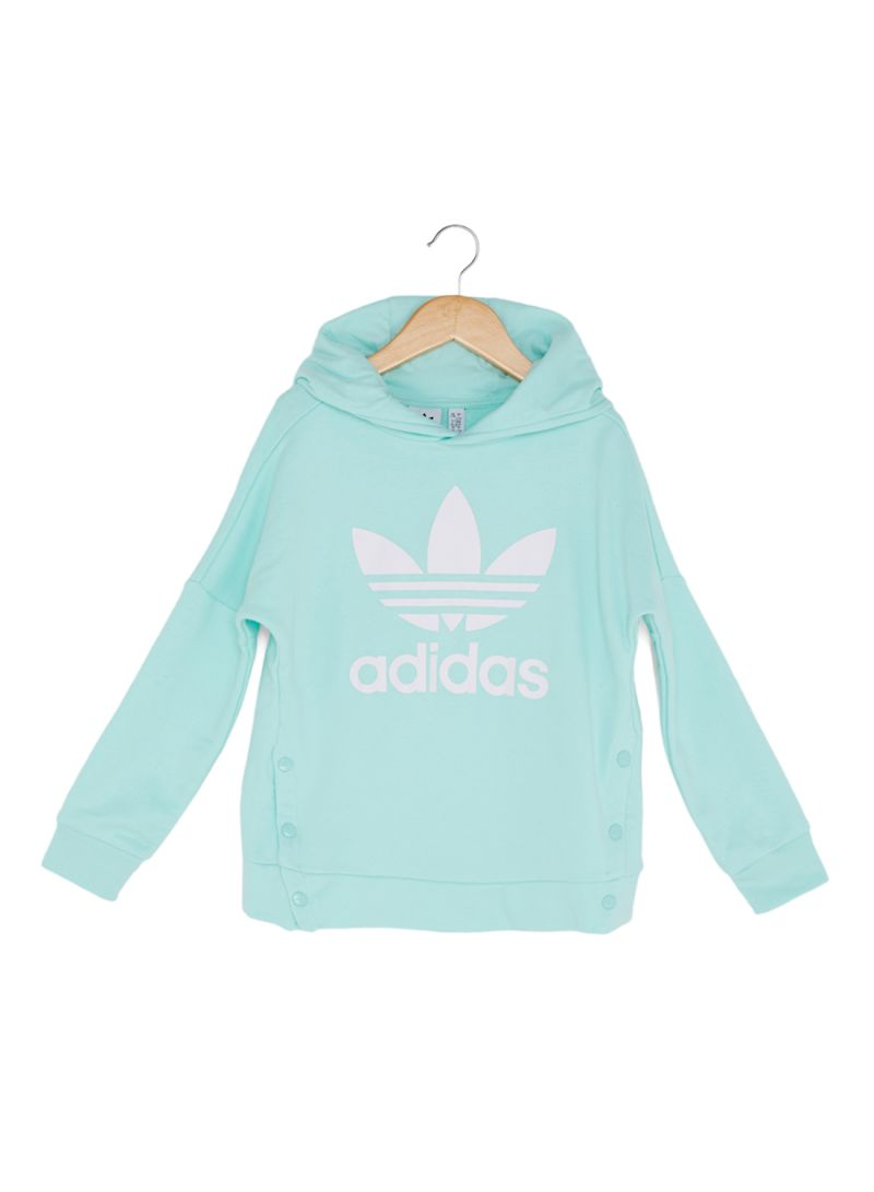 otherOffersImg v1535885024 N14773929A 1. adidas Originals. L Snap Hoodie  Clear Mint White c2b239035422