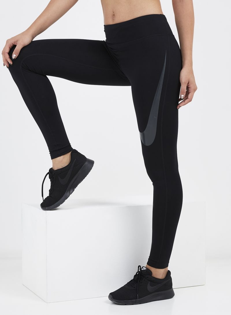 4caa4f99cc4432 Shop Nike Essential Sports Leggings Black/Anthracite online in Dubai ...
