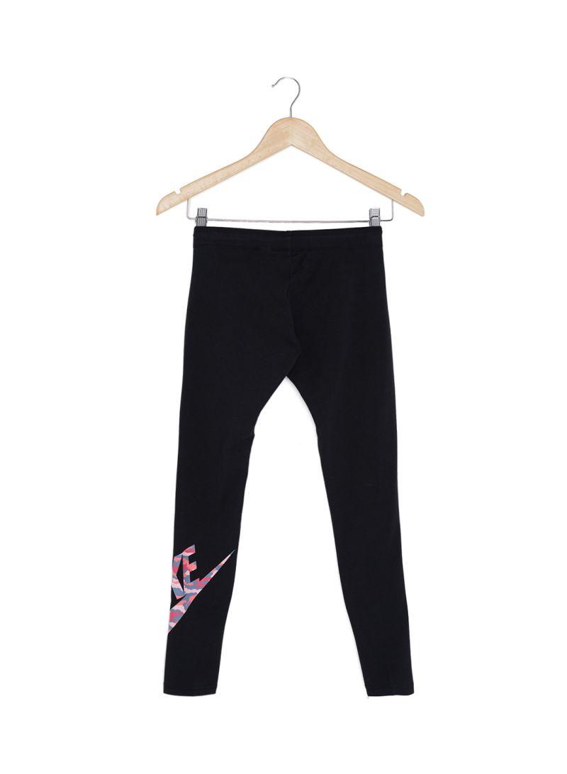db9bdf1483abd5 Shop Nike Youth Favourite Camo Leggings Black/Pink online in Dubai ...