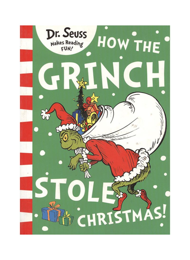 How The Grinch Stole Christmas! - Paperback