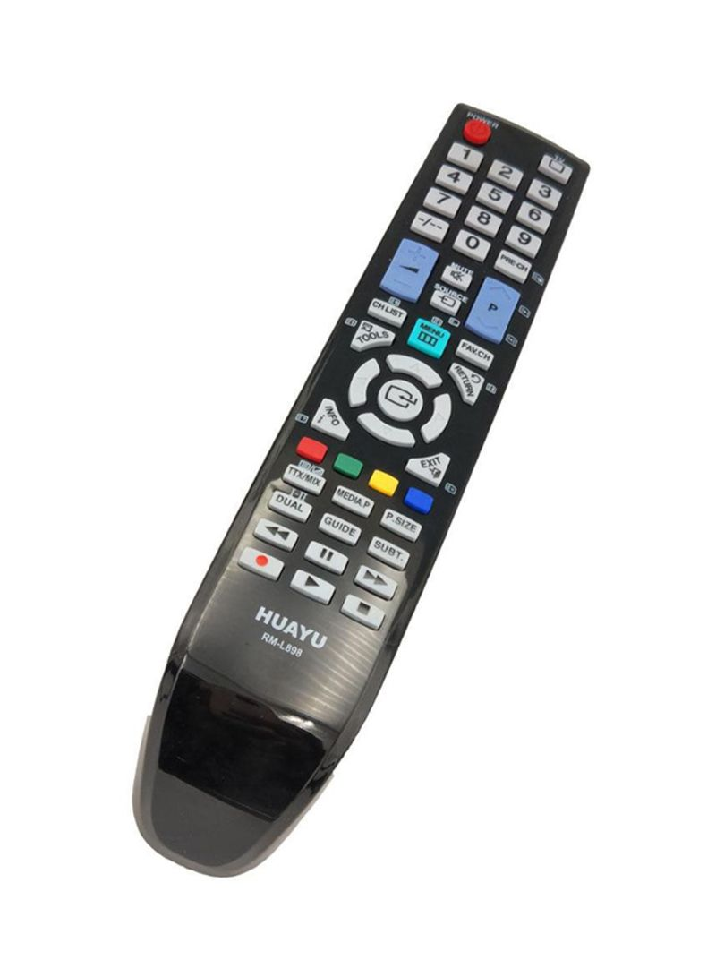 Remote Control For Samsung LCD/LED TV Black