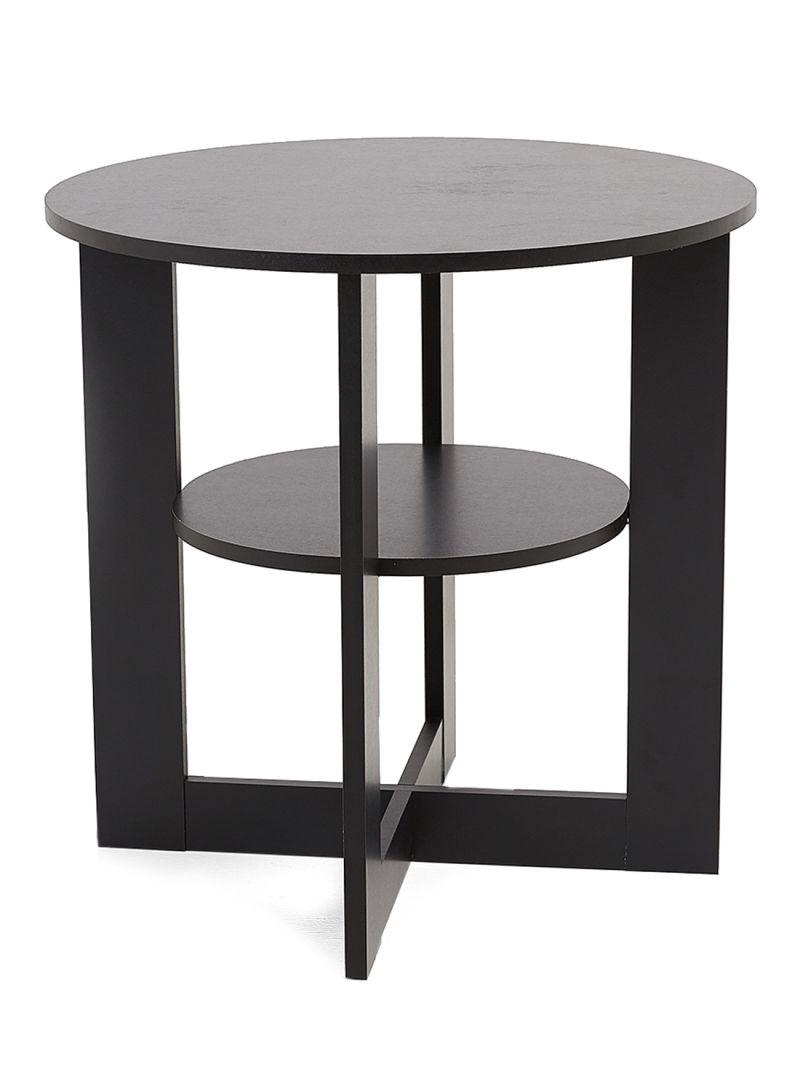 Fabulous Shop Home Genie 2 Layer Coffee Table Black Online In Dubai Machost Co Dining Chair Design Ideas Machostcouk