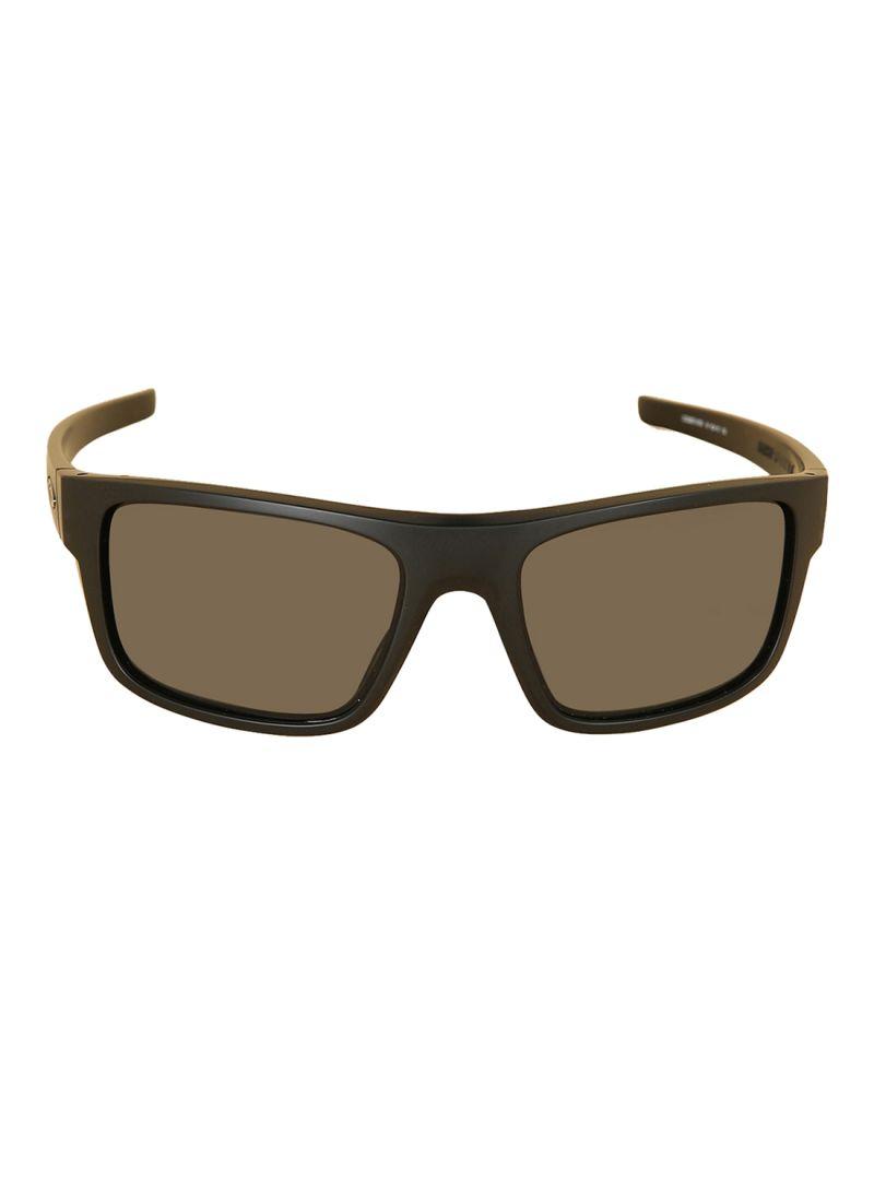 تسوق أوكلي ونظارة شمسية بإطار مستطيل مقاس 8 للرجال أونلاين في السعودية