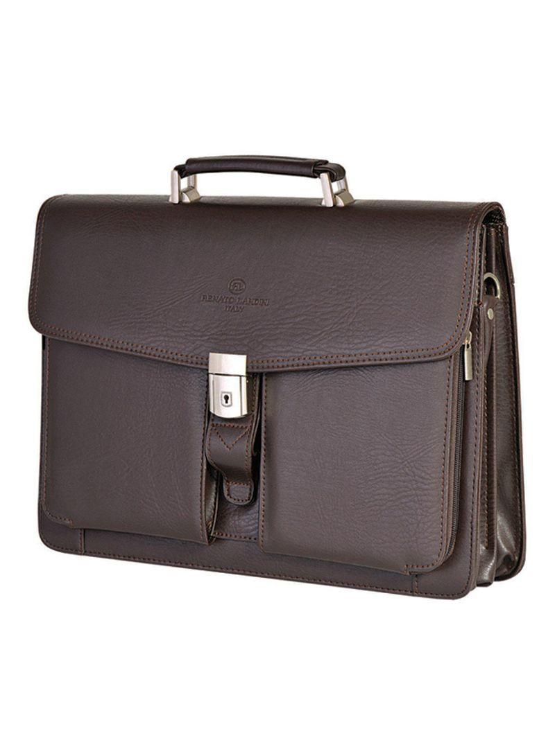 fe5dc27f75a7 otherOffersImg v1536915063 N16896337A 1. RENATO LANDINI. Master Messenger  Bag