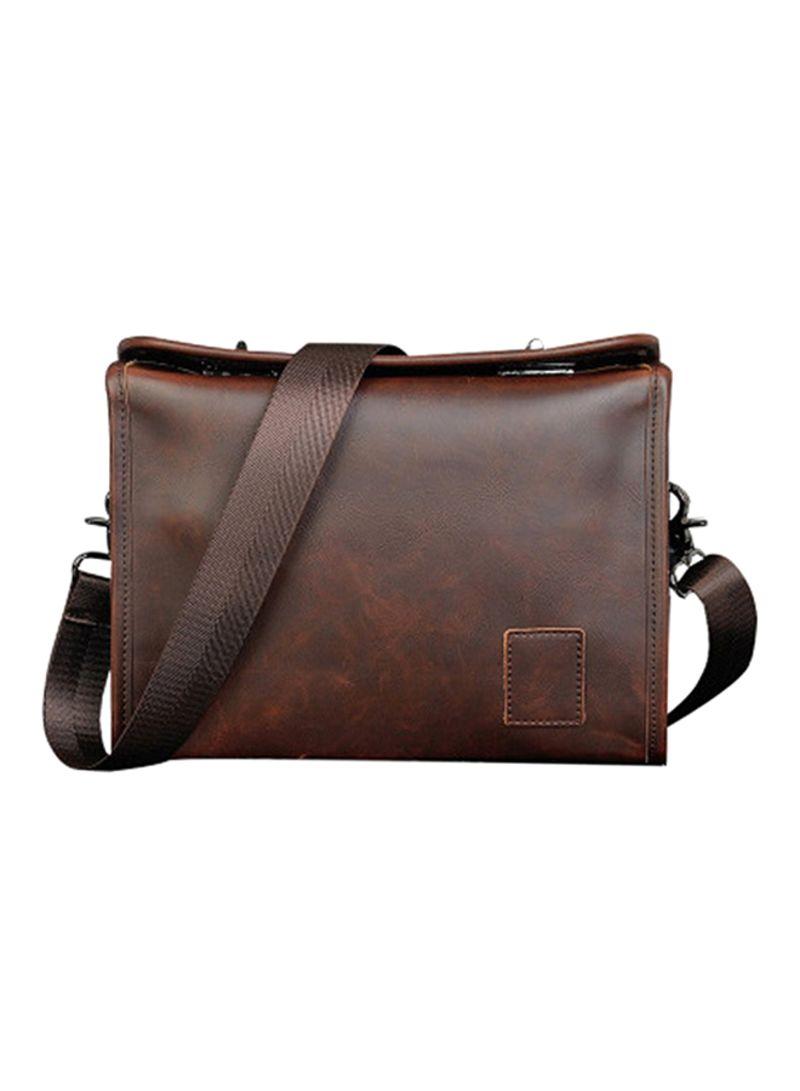 106aed9c66 otherOffersImg v1537014846 N16519830A 1. Unbranded. Leather Messenger  Handbag