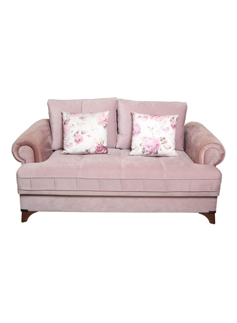 Strange Shop Homes R Us Melis 2 Seater Sofa With Storage Pink Pink 163X90X78 Centimeter Online In Dubai Abu Dhabi And All Uae Download Free Architecture Designs Pushbritishbridgeorg
