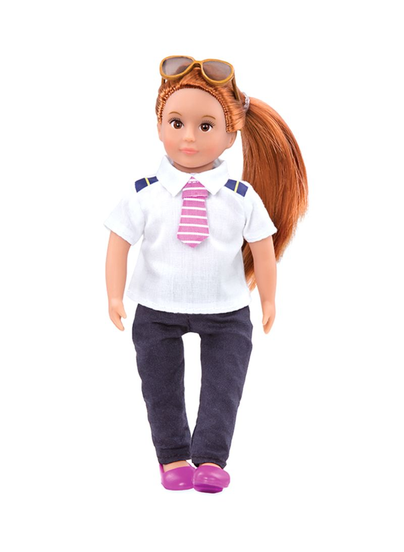 Shop LORI Joanna Pilot Doll 6 inch online in Dubai, Abu Dhabi and all UAE