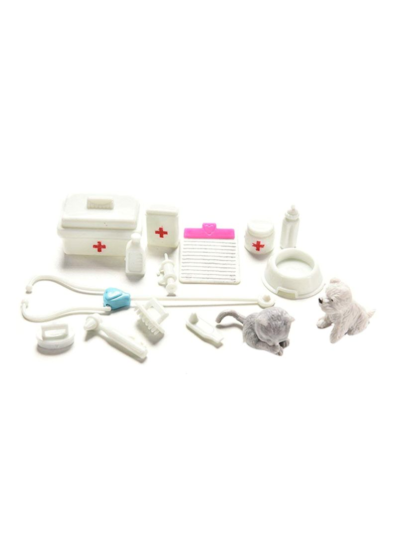 Shop AOWA Barbie Doll Medical Supplies Accessories Set online in