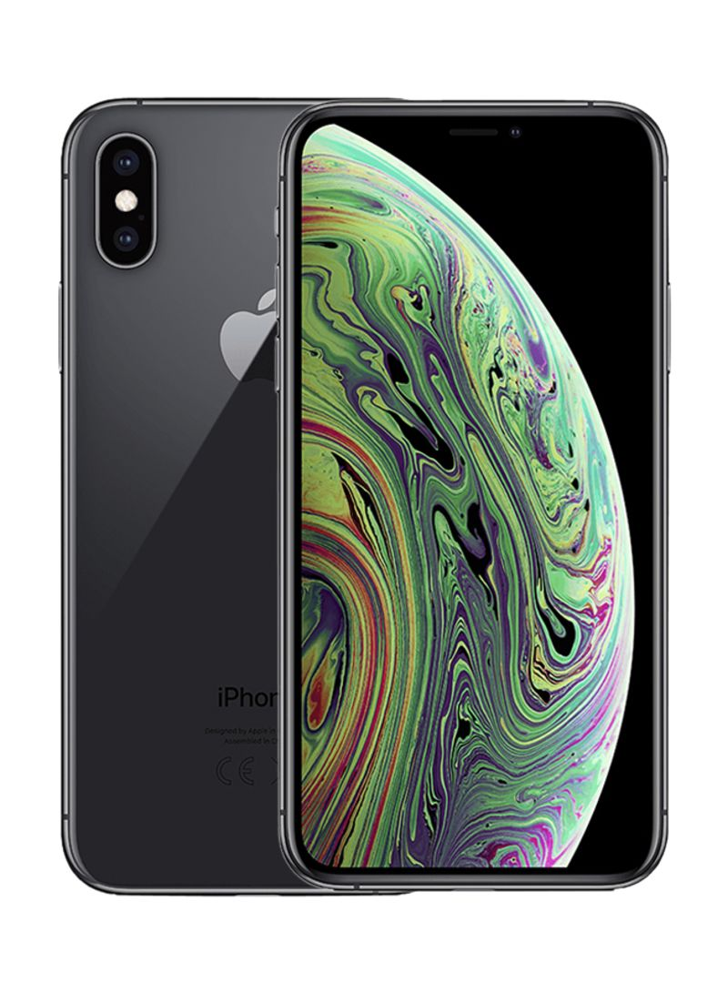 Shop Apple iPhone XS Max With FaceTime Space Grey 256GB 4G LTE -  International Specs online in Dubai, Abu Dhabi and all UAE