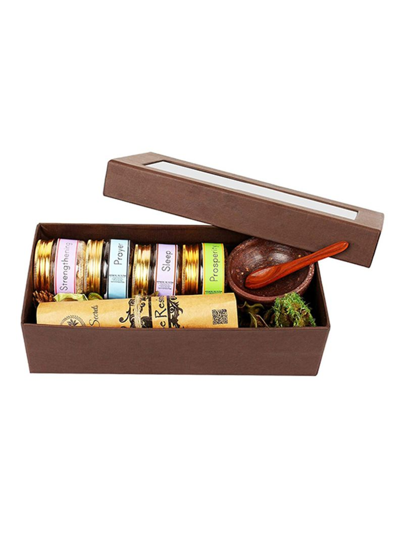 Shop Seer Secrets Sage Apothecary Kit online in Dubai, Abu Dhabi and all UAE