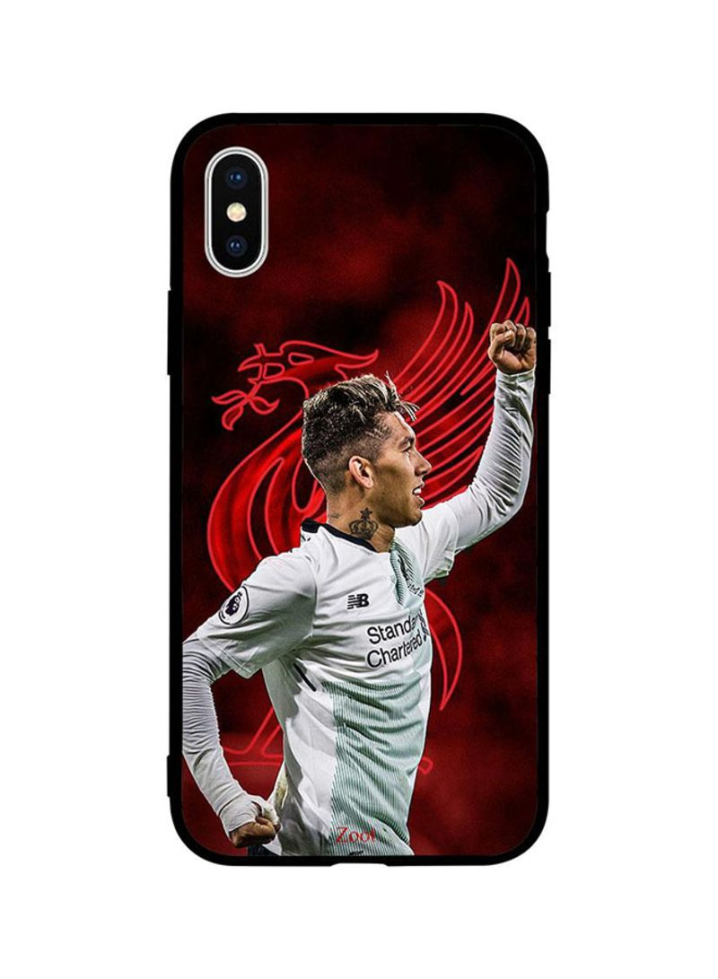 liverpool fc iphone xs max case