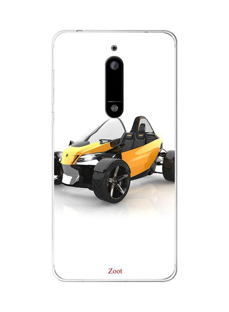 online store 3a255 dceac Shop Zoot Protective Case Cover For Nokia 5 Naked Car online in Egypt