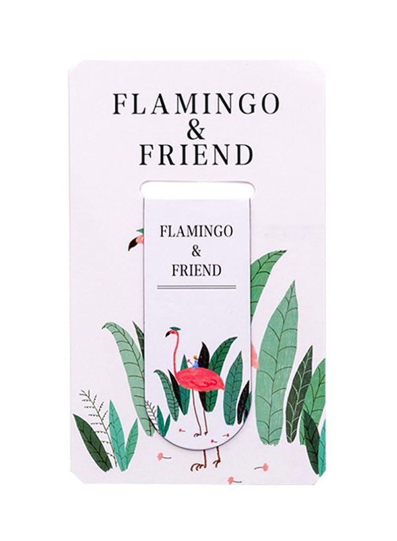 Shop Generic Multi-Function Pagination Flamingo Magnet