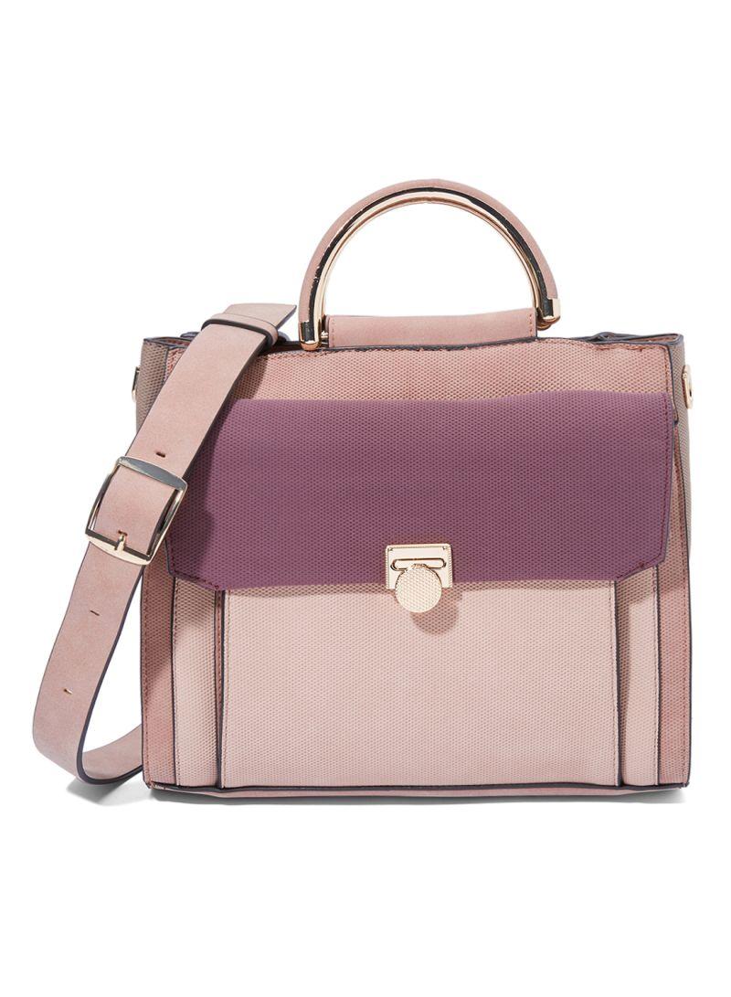 cdd903cdce9b1 Shop Parfois Polyurethane Crossbody Bag online in Dubai