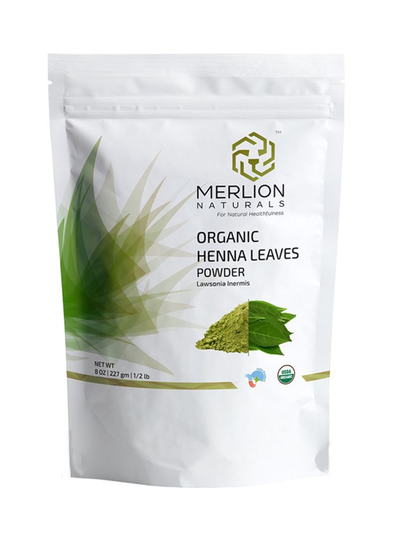Shop Unbranded Organic Henna Leaves Hair Powder 227 G Online In