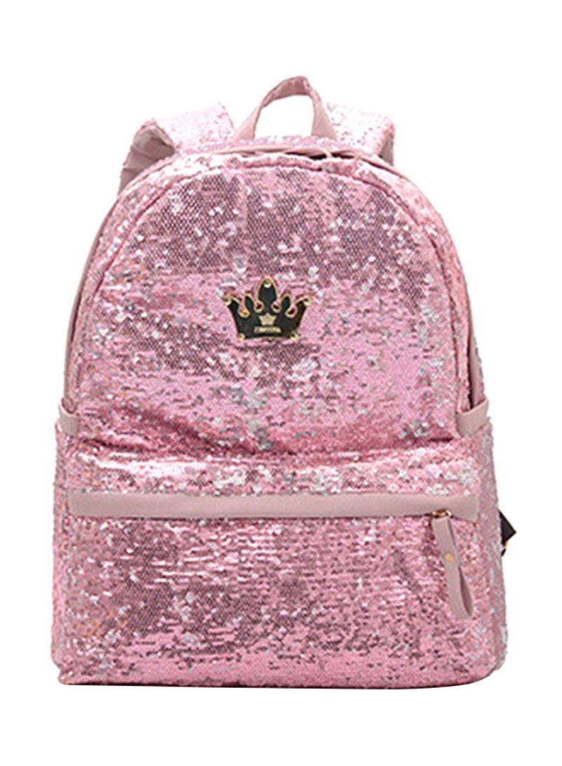 935a2e55f9590 Shop Generic Sequin Pattern Backpack online in Dubai