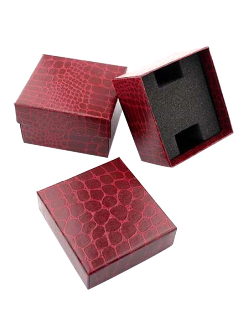 70a8671b6 Shop Bluelans Jewelry Box With Cushion Foam Pad online in Dubai, Abu ...