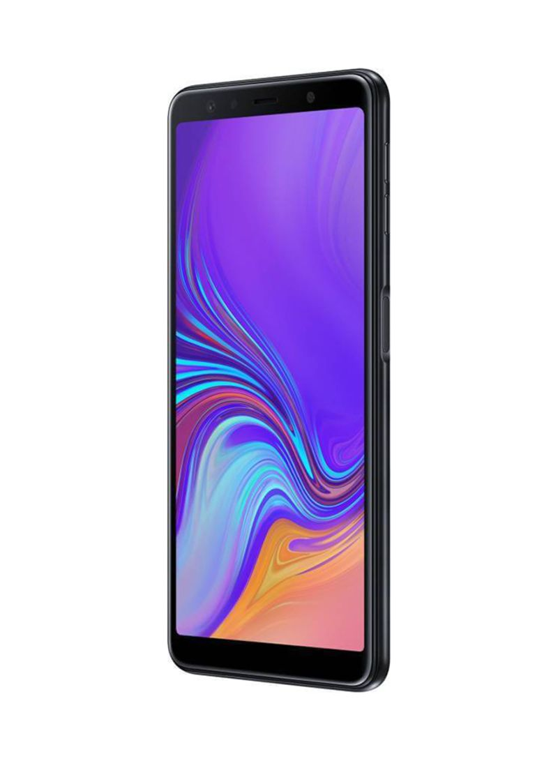 Shop Samsung Galaxy A7 (2018) Dual SIM Black 128GB 4GB RAM 4G LTE online in  Dubai, Abu Dhabi and all UAE
