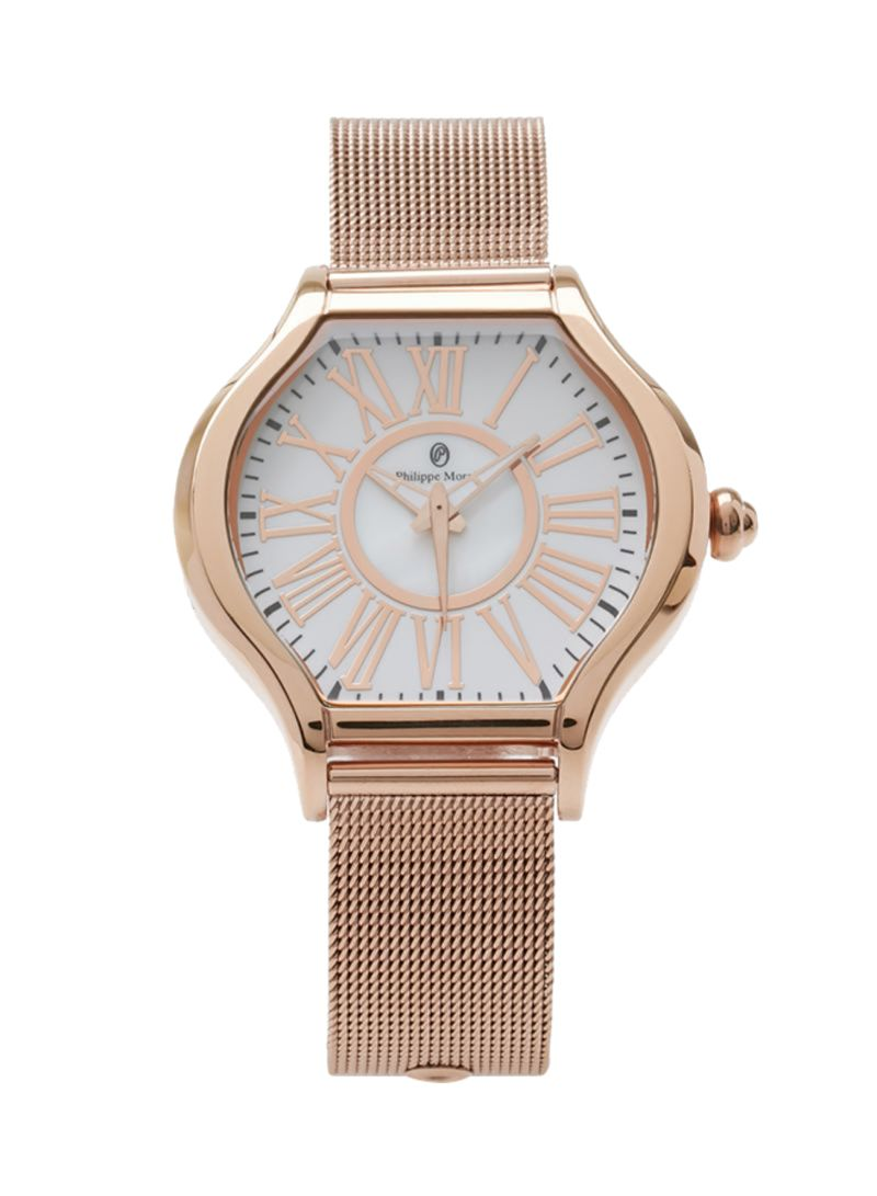 Womens Siena Stainless Steel Watch M A16257 Watches Aigner Gold Buy Analog M1612rw In Saudi Arabia