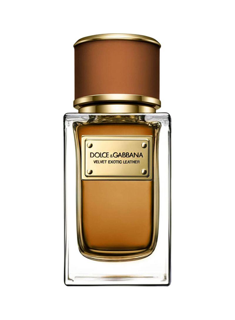 6899786f0 Shop Dolce & Gabbana Velvet Exotic Leather EDP 150 ml online in ...
