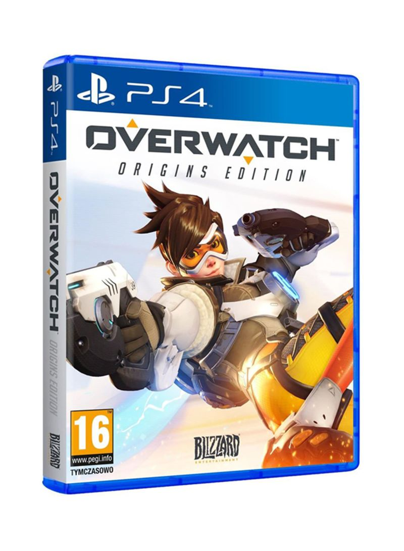 Overwatch Origins Edition - PAL - PlayStation 4