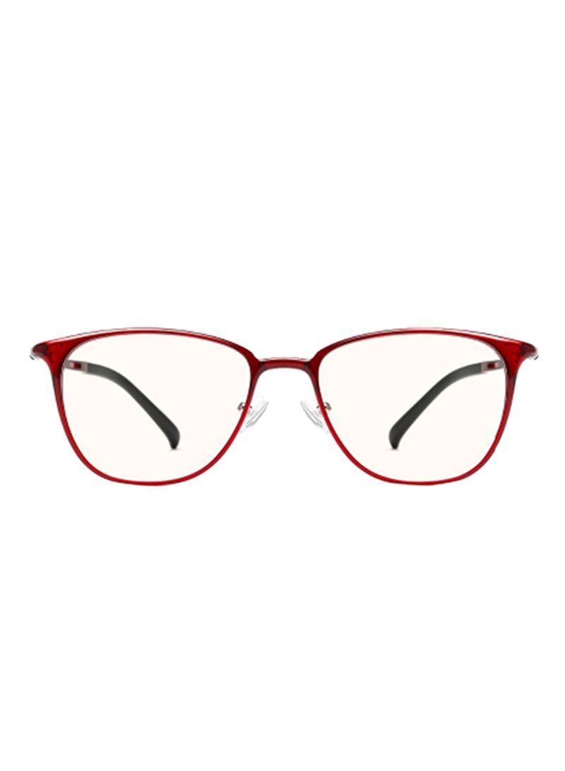 6b3f52fa6f4c Shop Xiaomi TS Anti-Blue Light Rectangular Eyeglasses online in ...
