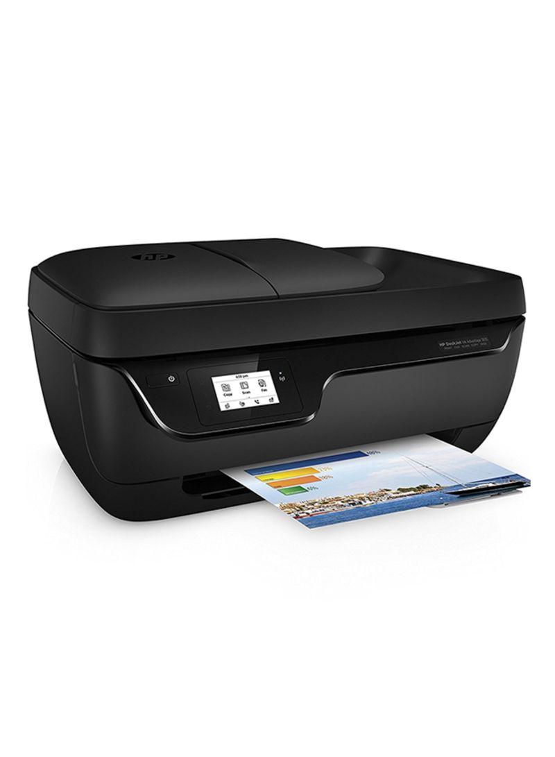 Shop HP 3835 All-In-One DeskJet Ink Advantage Wireless Printer Black online  in Riyadh, Jeddah and all KSA