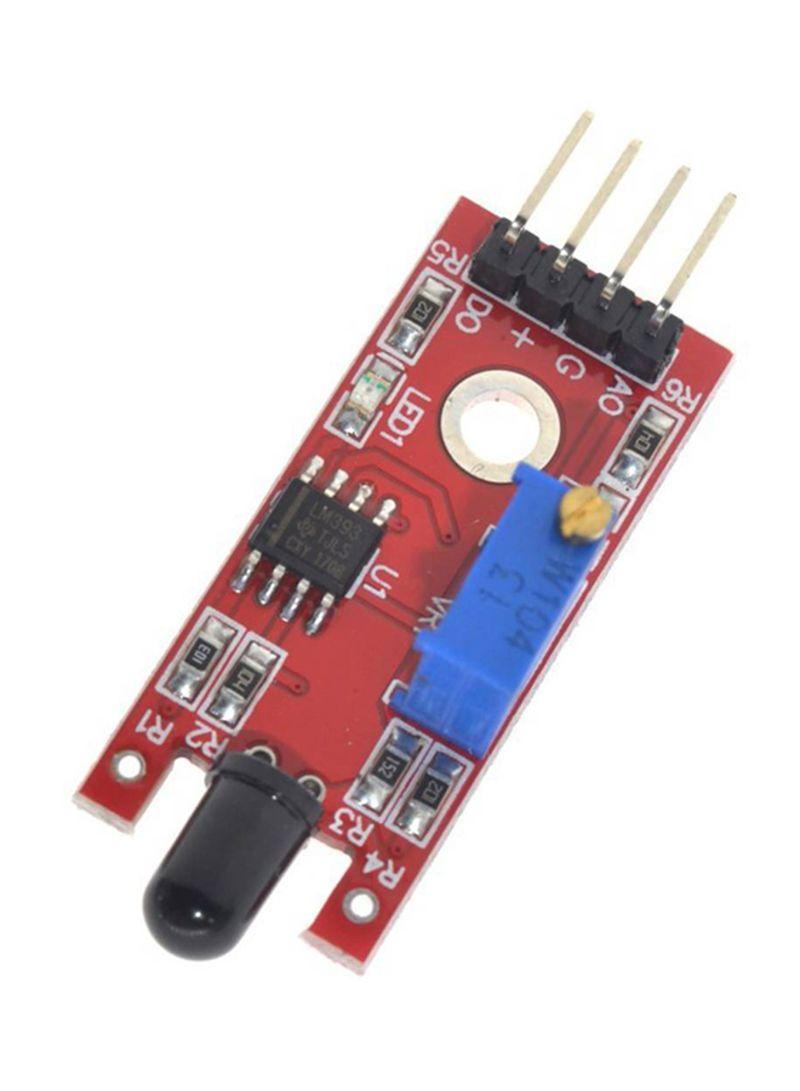Shop Vicactus 2-Piece KY-026 Flame Sensor Module For Arduino